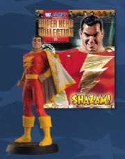 Eaglemoss DC Comics Super Hero Figurine Collection #015 Shazam